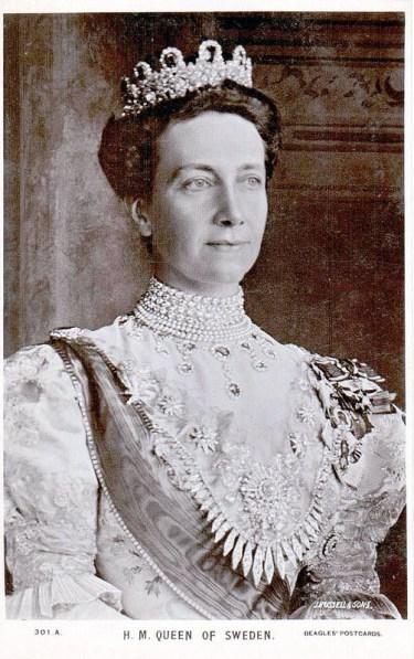 Reine Victoria de Suède 9