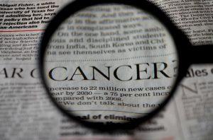 Kanker in nieuwsbericht