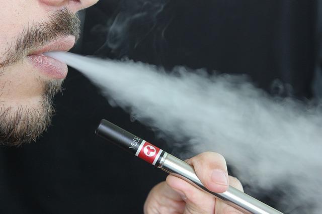 E-sigaretten kunnen longaandoeningen veroorzaken