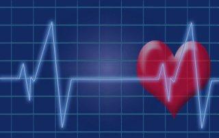 hartslag op ECG