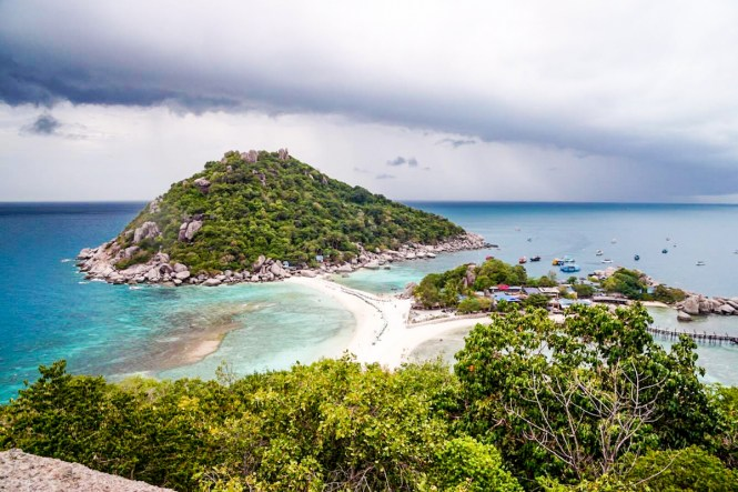 4 snorkelen op koh nang yuan strand streken bijzondere streken - TOP 10 MOST BEAUTIFUL AND BEST ISLAND IN ASIA