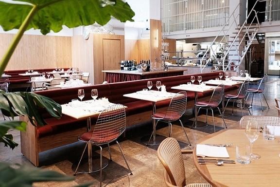 Restaurant en Bar Heroine Rotterdam