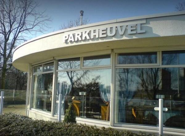 Restaurant Parkheuvel in Rotterdam