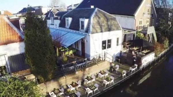 Restaurant Blij in Utrecht aan de Vecht
