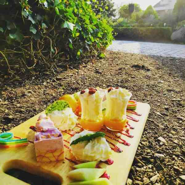 Restaurant Robachers Watermolen Hauwert NH Dessertplank
