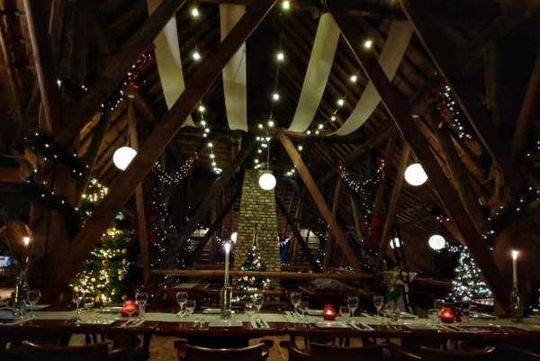 Restaurant Robachers Watermolen Hauwert NH kerst