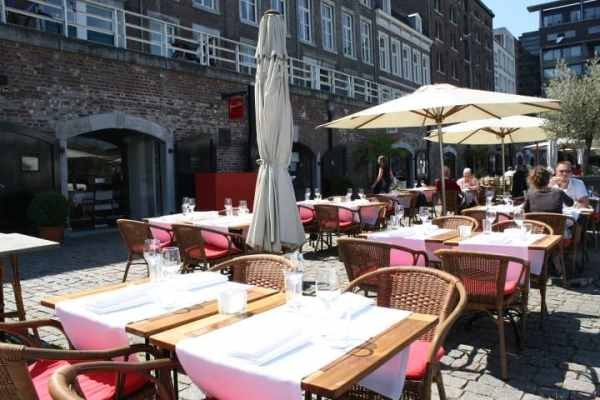 Restaurant De Harbour Club Maastricht