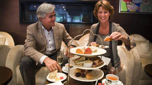 High Tea bij Restaurant Savarin Rijswijk