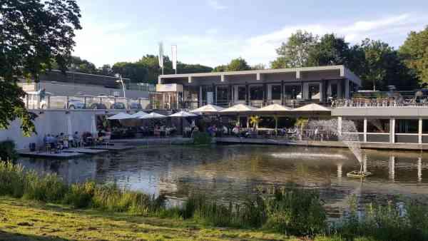 Boathouse 78 & Develpaviljoen Zwijndrecht Terras