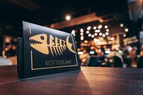 Visrestaurant BEET Rotterdam Powered By Schmidt Zeevis