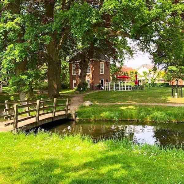 Theehuis Engels' Tuin Ootmarsum