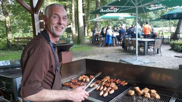 Havezathe Het Everloo Rossum (bij Zaltbommel) BBQ