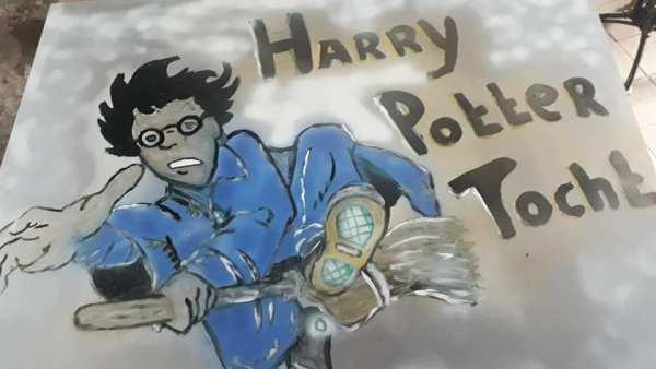 Havezathe Het Everloo Rossum (bij Zaltbommel) Harry Potter Tocht