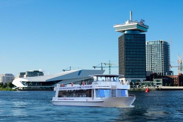 High Wine Cruise Door De Amsterdamse Haven Amsterdam Boat Cruises