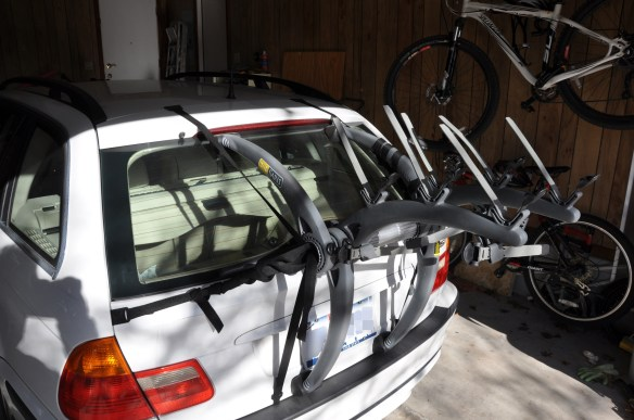 Saris Trunk Mount Bike Rack