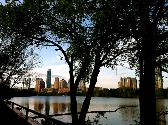 Austin Lady Bird Lake