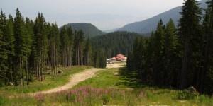 Mountain Biking in the Pirin mountain