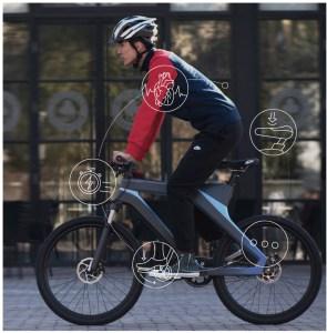 China Baidu Smart Bike