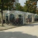 Urban-bike-parking