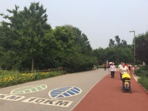 China-Beijing-Runners-World-Olympic-Park