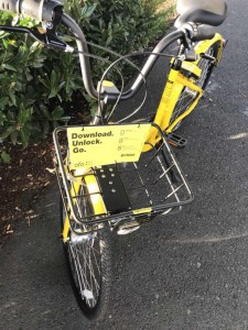 OFO, Bike Sharing