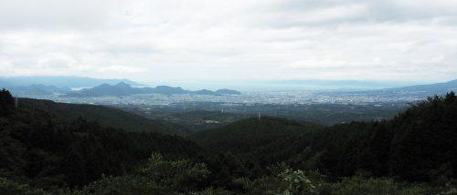 十国峠景色