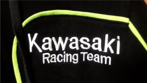 Kawasaki パーカー 偽物