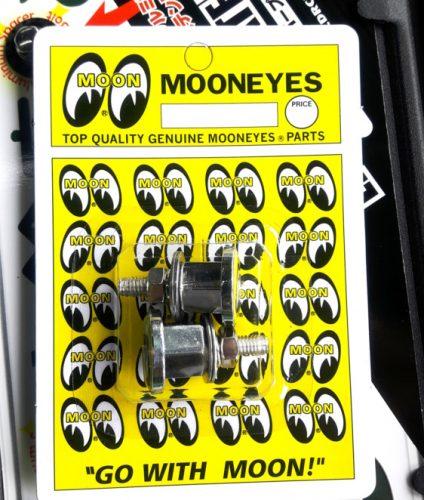 Mooneyes ライセンスボルト