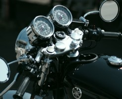 ハンドル バイク