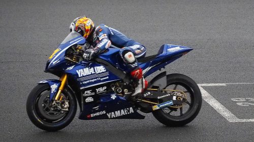 MotoGP 中須賀