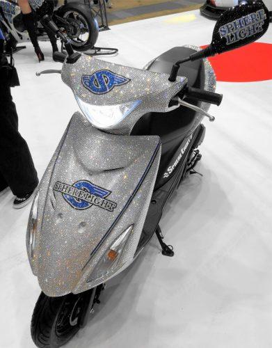 スフィア カスタムバイク