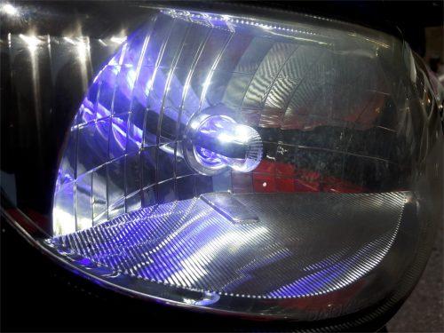 バイク LED ヘッドライト