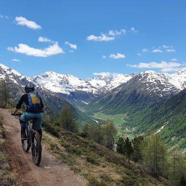 Comersee Deluxe | Mountainbiken in einer der schönsten Regionen der Alpen