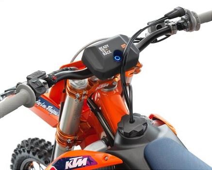 KTM 250 SX-F TLD Studio Detail