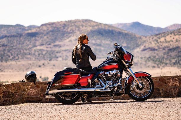 Motocykly Harley-Davidson 2021 posilují touhu po dobrodružství a svobodě