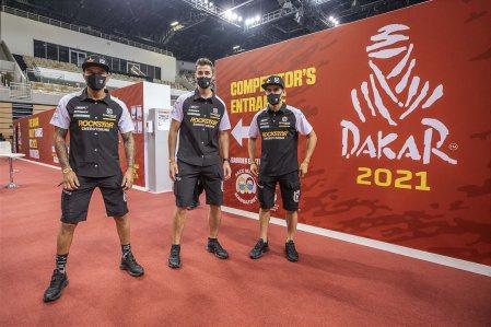 Pablo Quintanilla, Luciano Benavides, Pela Renet - Rockstar Energy Husqvarna Factory Racing (1)