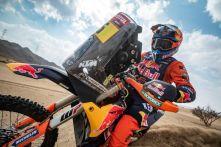 Sam Sunderland - Red Bull KTM Factory Racing - 2021 Dakar Rally Preview (1)