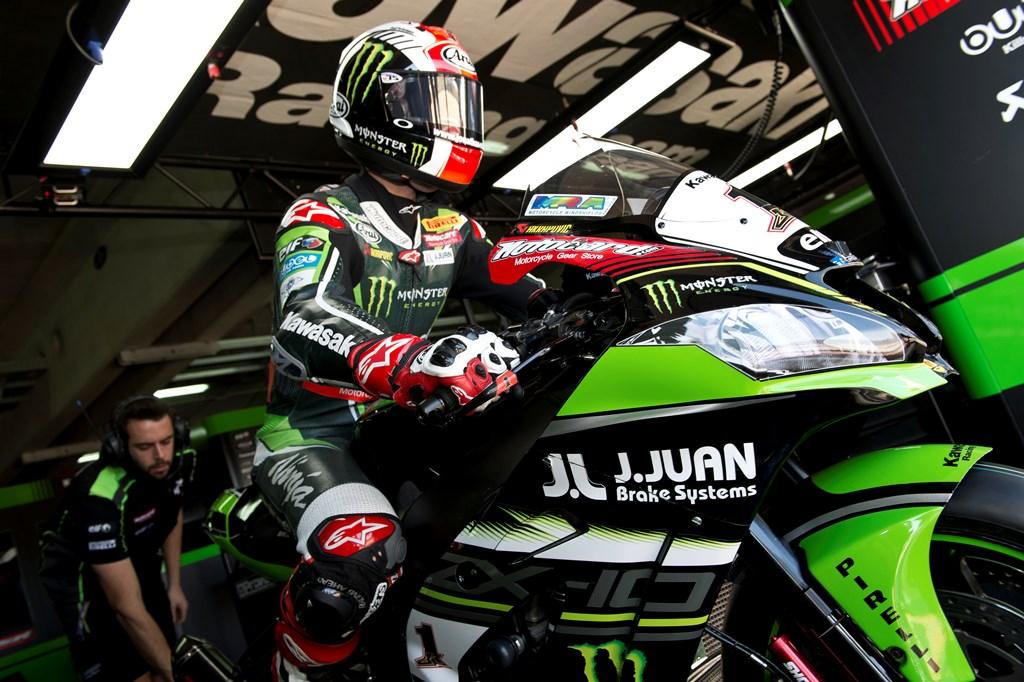 Kawasaki Racing Team a J. Juan podepsali novou dvouletou smlouvu