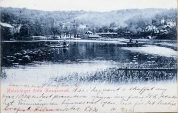 1903_Husqvarna Factory postcard