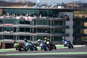 2021 FIM Superbike World Championship, Round 08, WorldSSP300, Portimao, Portugal, October 01-03, 2021, Kawasaki