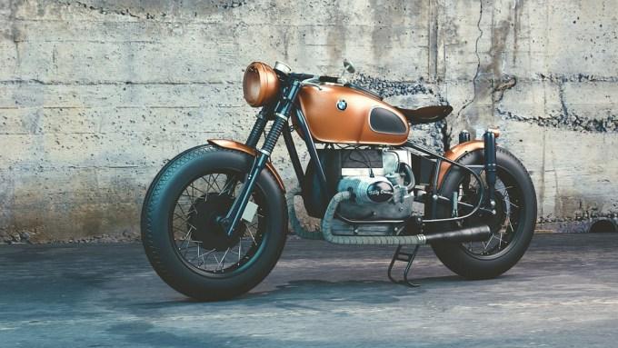 BMW オートバイ バイク おしゃれ