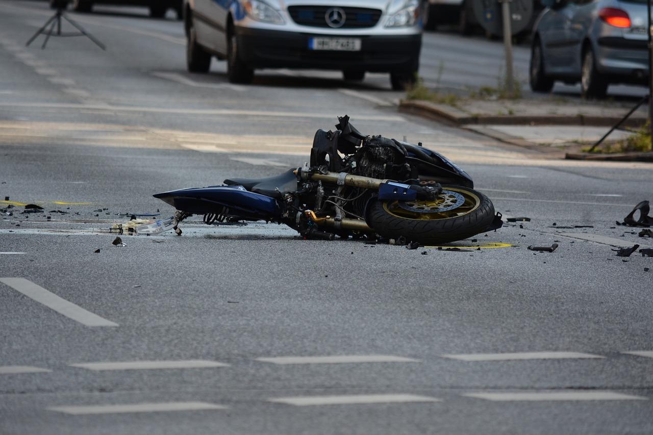 バイク オートバイ 事故