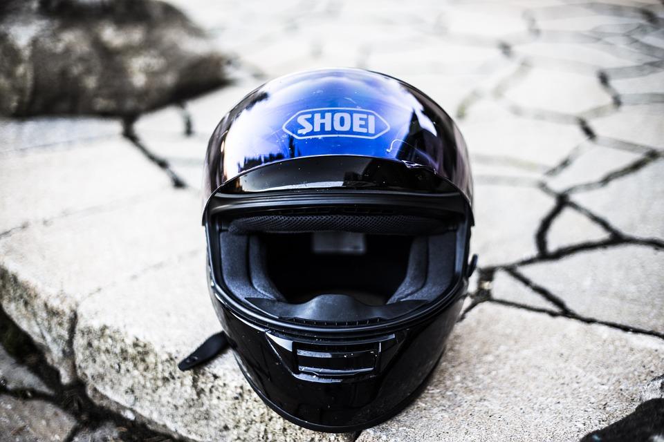 オートバイ ヘルメット ヘルム 昭栄 保護ギア ショウエイ バイク