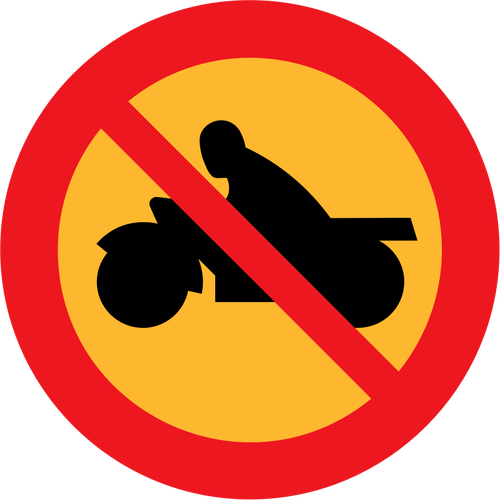 バイク 原付 禁止