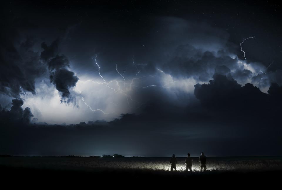 空 自然 フォワード 天気 風景 フィールド 夜 ランプ スター 神秘的
