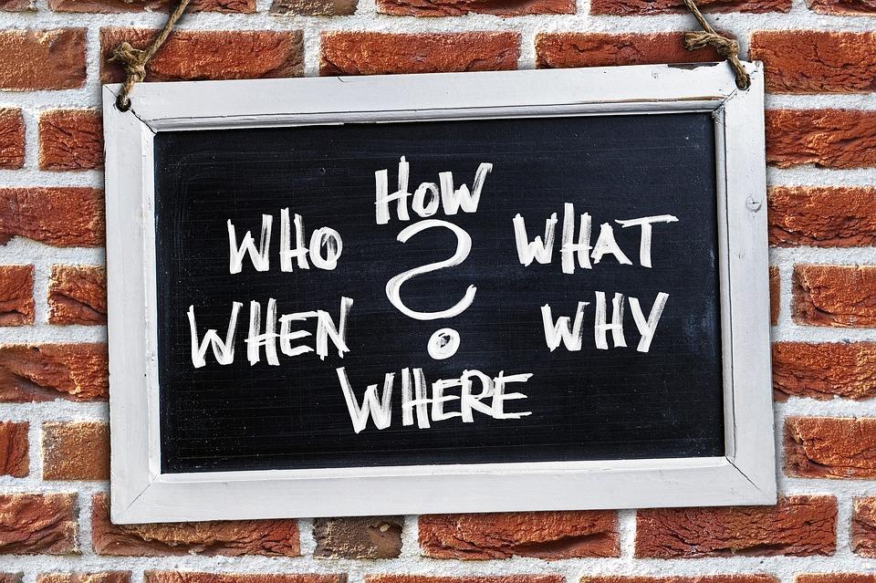 質問 誰 どのように 何 どこ 時 なぜ ボード フォント 問題 要求 壁 石
