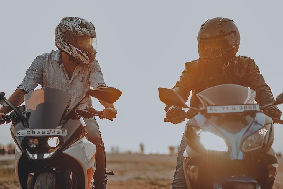 オートバイ ライダー ライディング バイク ダートバイク 冒険