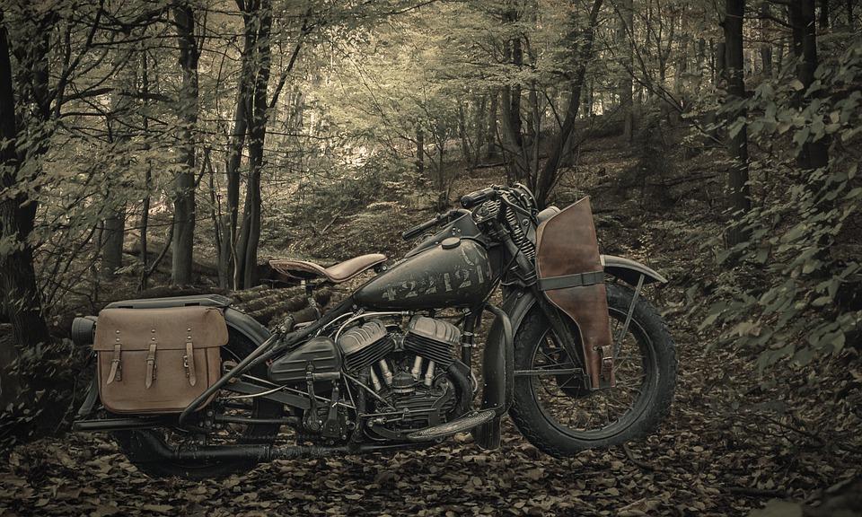 ハーレーダビッドソン オートバイ 軍 米国 バイク