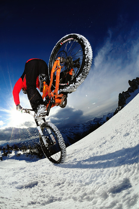 Mountain Biking Action Shots by Colin Stewart | Bike198