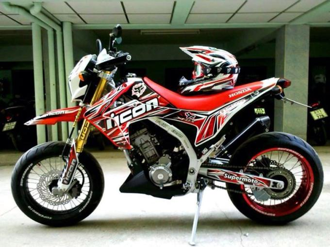 CRF250M Custom 01